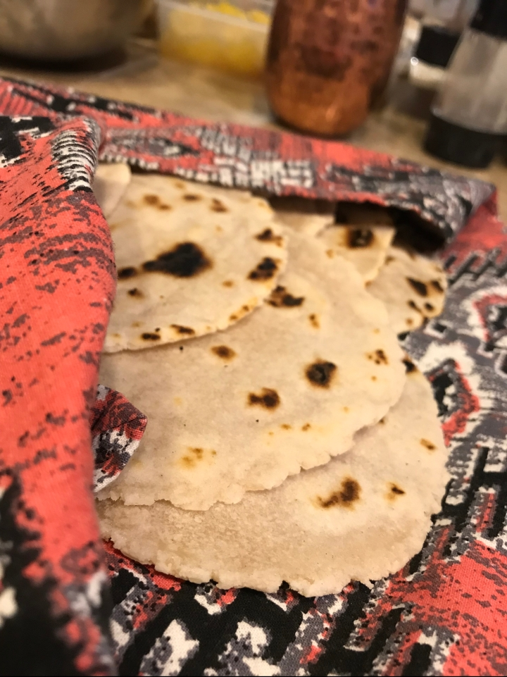 Guilt + Grain free tortillas, OHH YEAA.